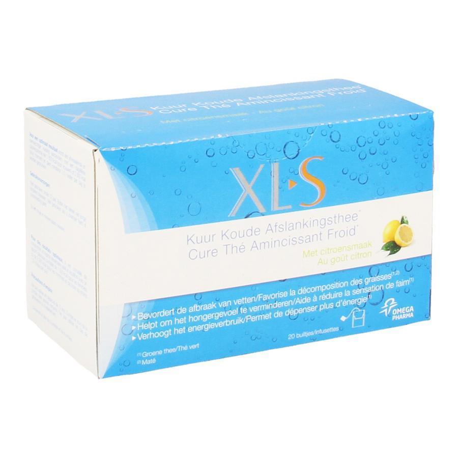 Image of XLS Cure thé amincissante promo pack