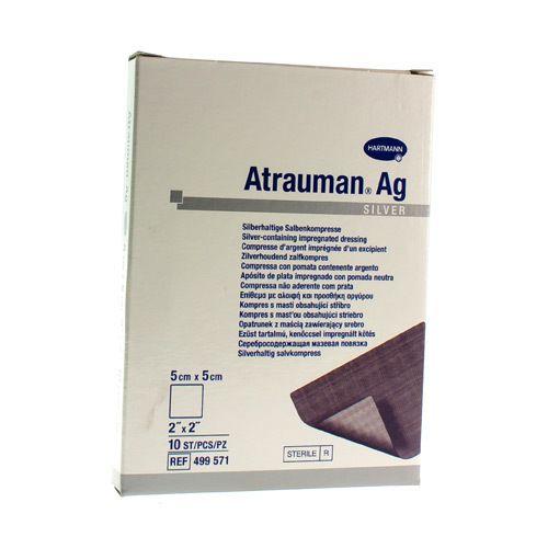 Image of Atrauman Ag stérile 5cmx5cm