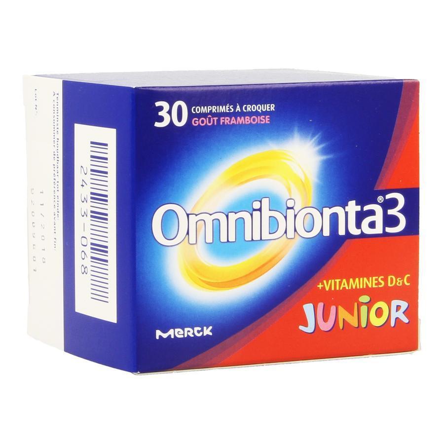 Image of Omnibionta 3 junior