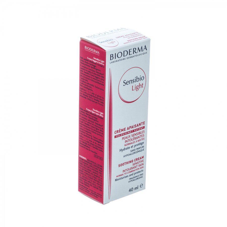 Image of Bioderma Sensibio (Créaline) light crème