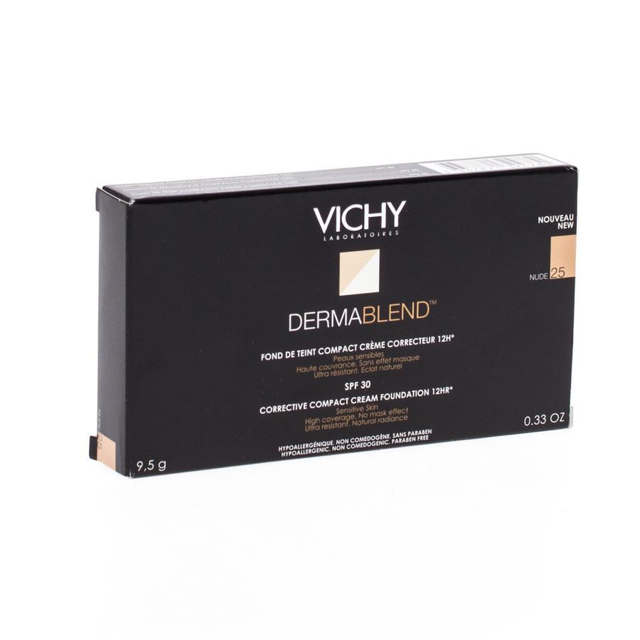 Vichy Dermablend Corrigerende Compact Cr