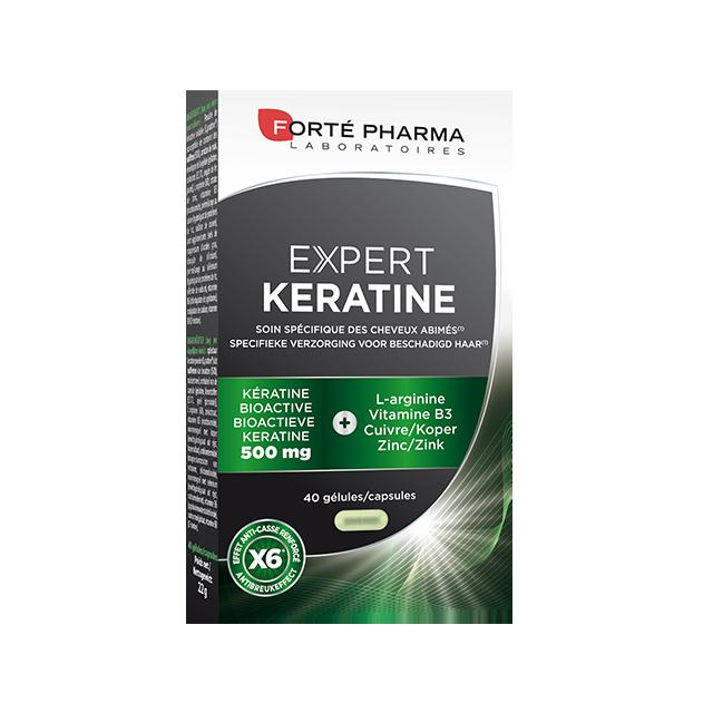 Image of Expert kératine Forté Pharma