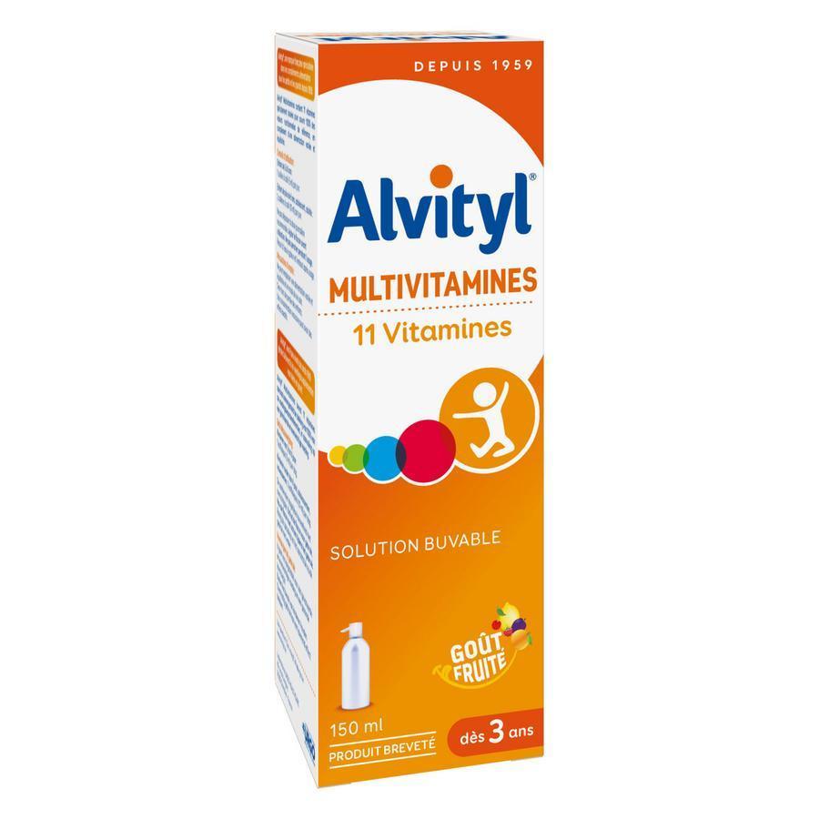 Image of Alvityl 11 vitamines