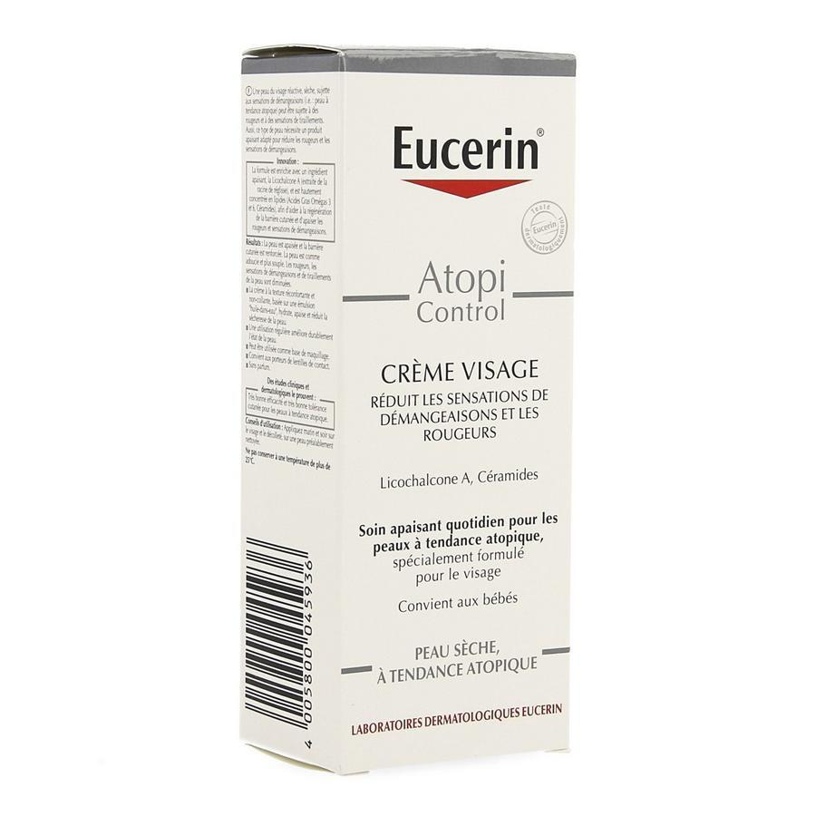Eucerin AtopiControl Kalmerende Gezichtscr