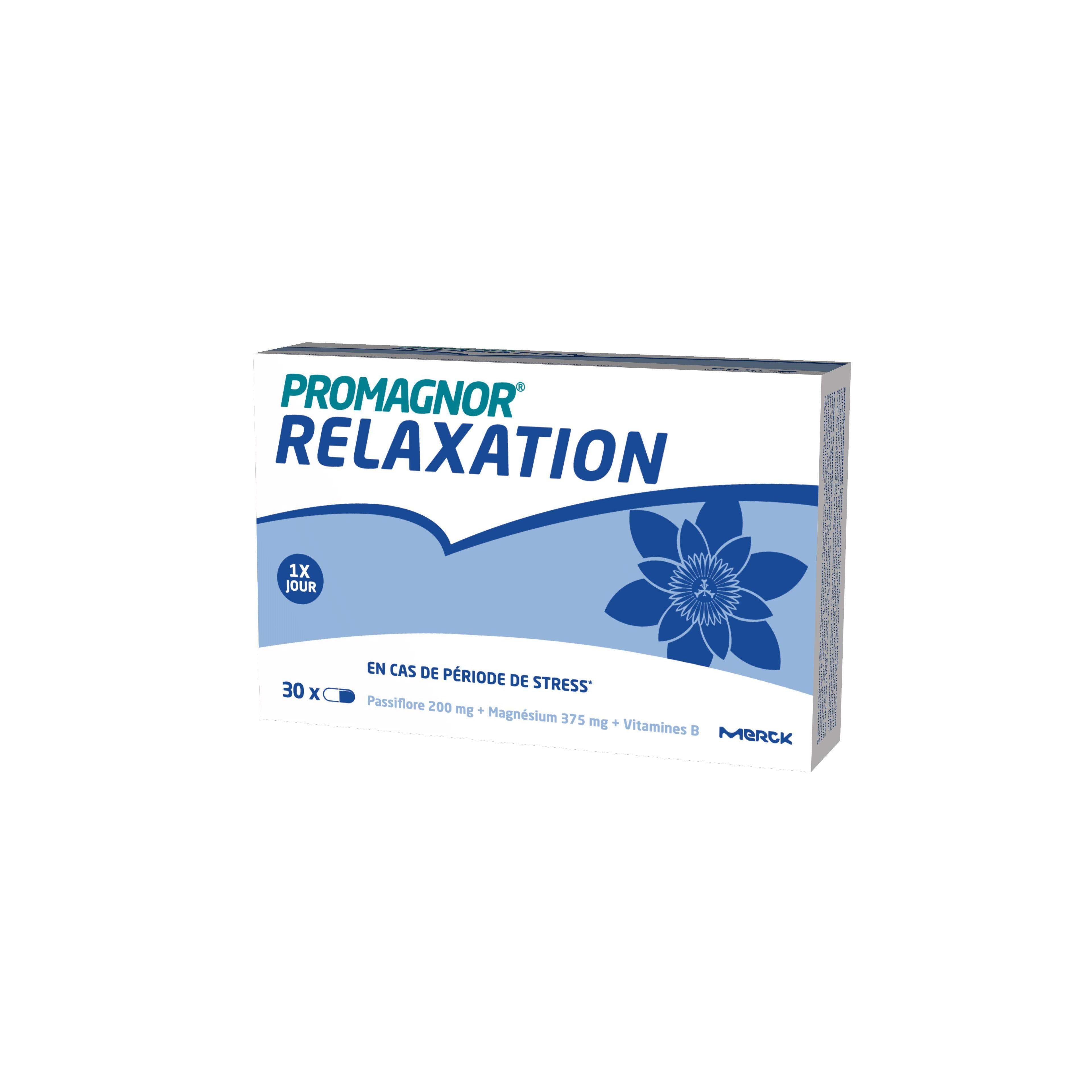 Image of Promagnor relaxation