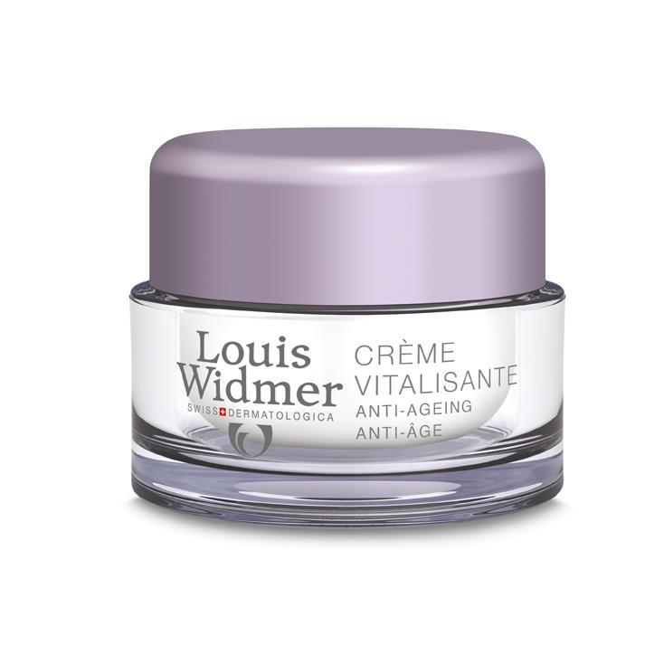 Louis Widmer Crème vitalisante geparfumeerd