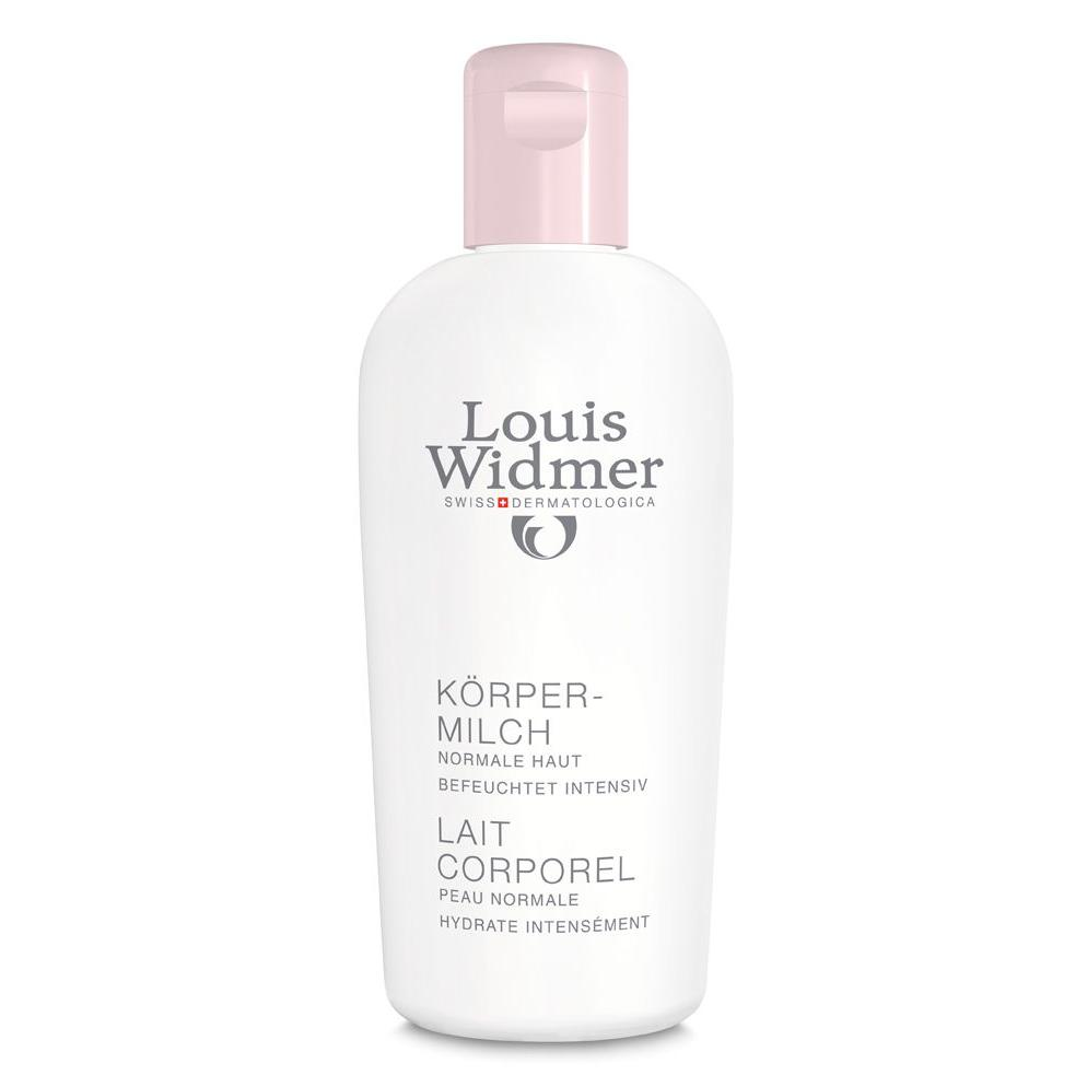 Louis Widmer Lichaamsmelk zonder parfum