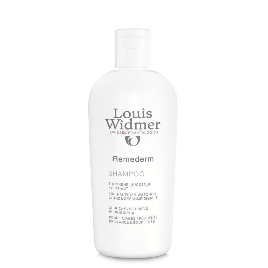 Louis Widmer Remederm shampoo zonder parfum