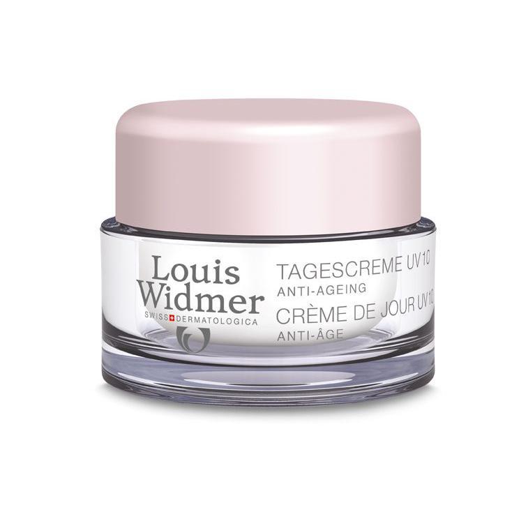 Louis Widmer Dagcr�me UV 10 zonder parfum