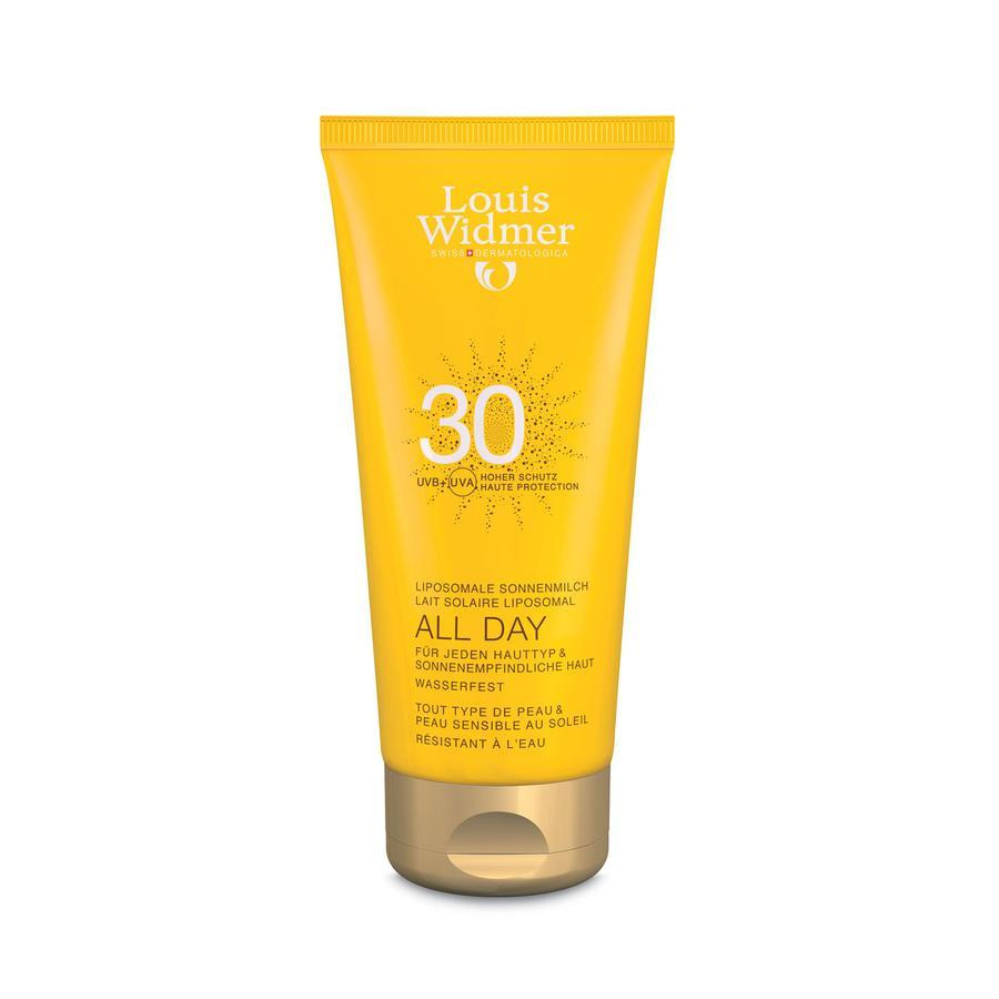 Image of Louis Widmer All day SPF30 non parfumé