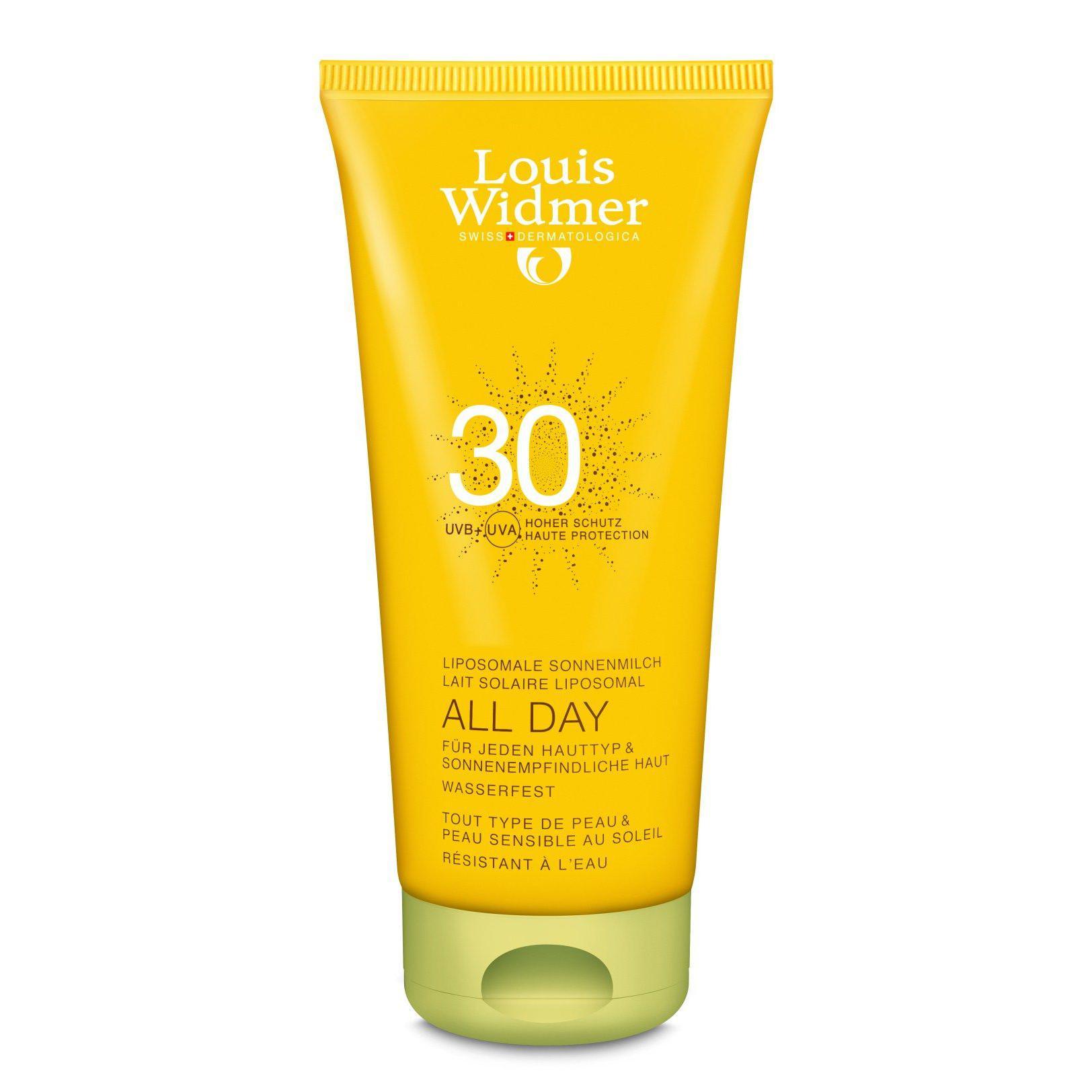 Louis Widmer All day 30 zonder parfum