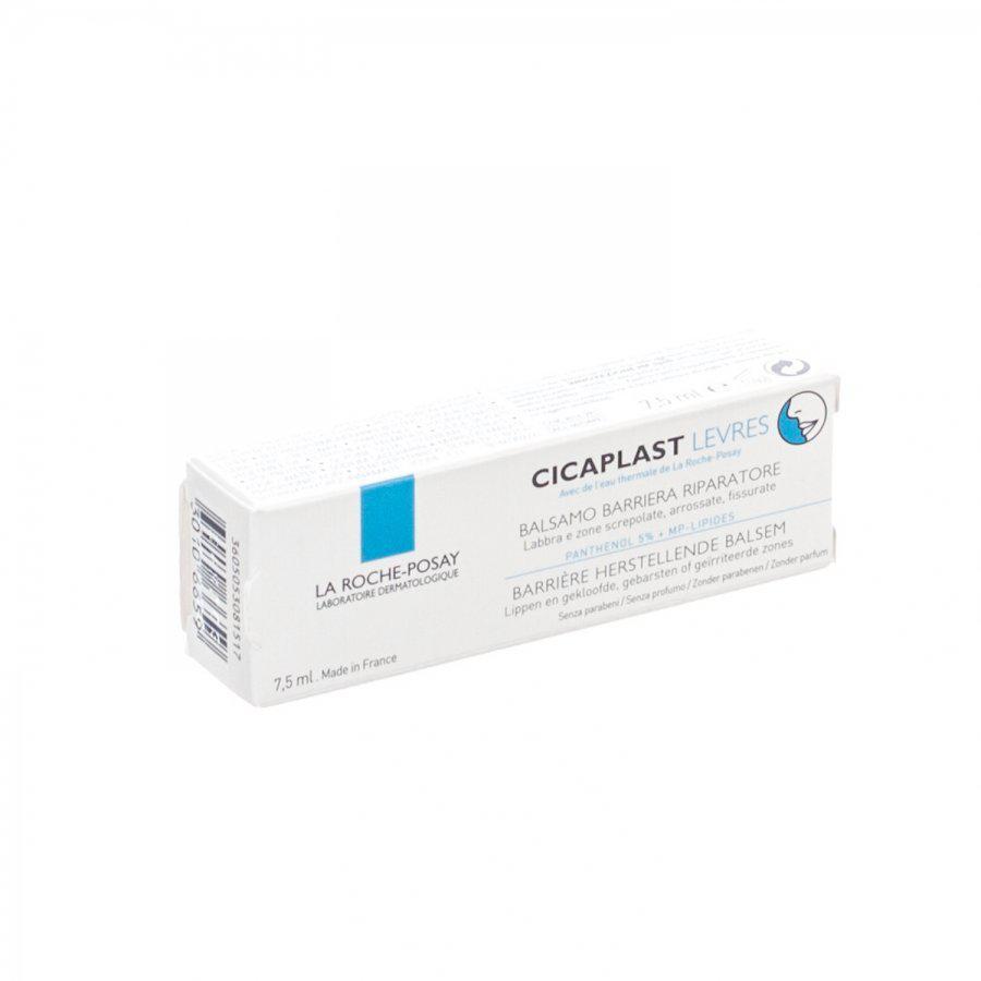 La Roche Posay Cicaplast Lippenbalsem 7,5 ml