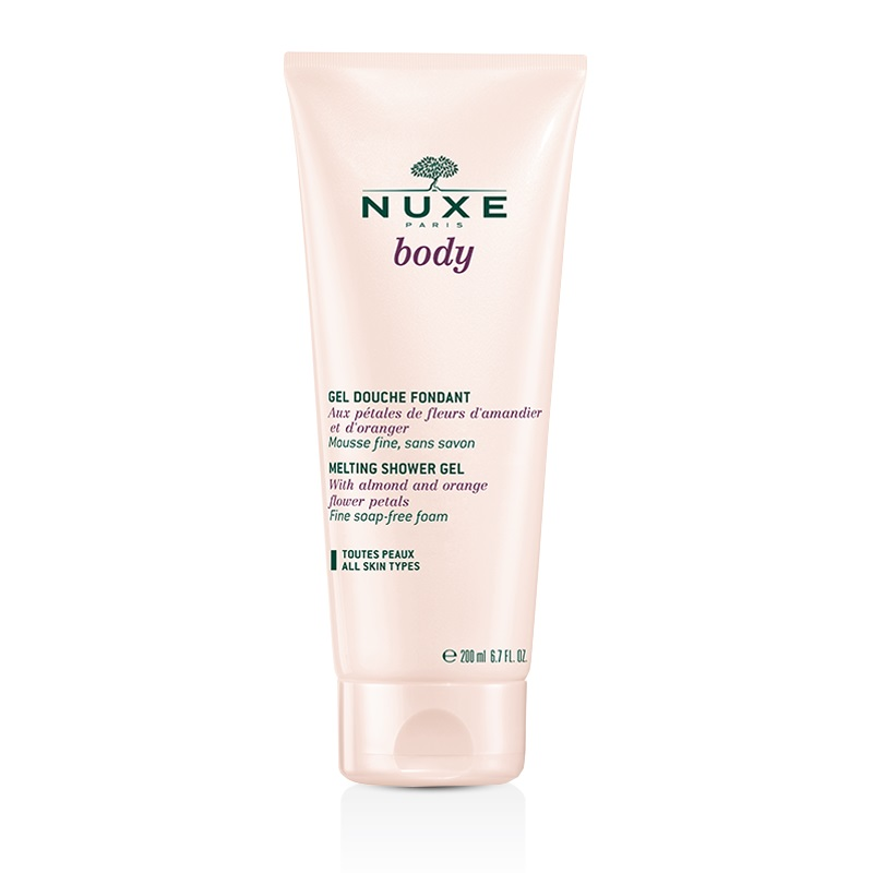 Nuxe Body Smeltzachte Douchegel Tube 200ml