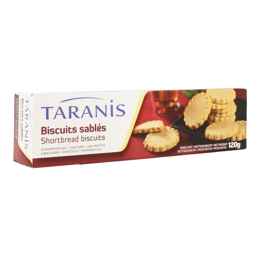 Image of Taranis biscuits sablés