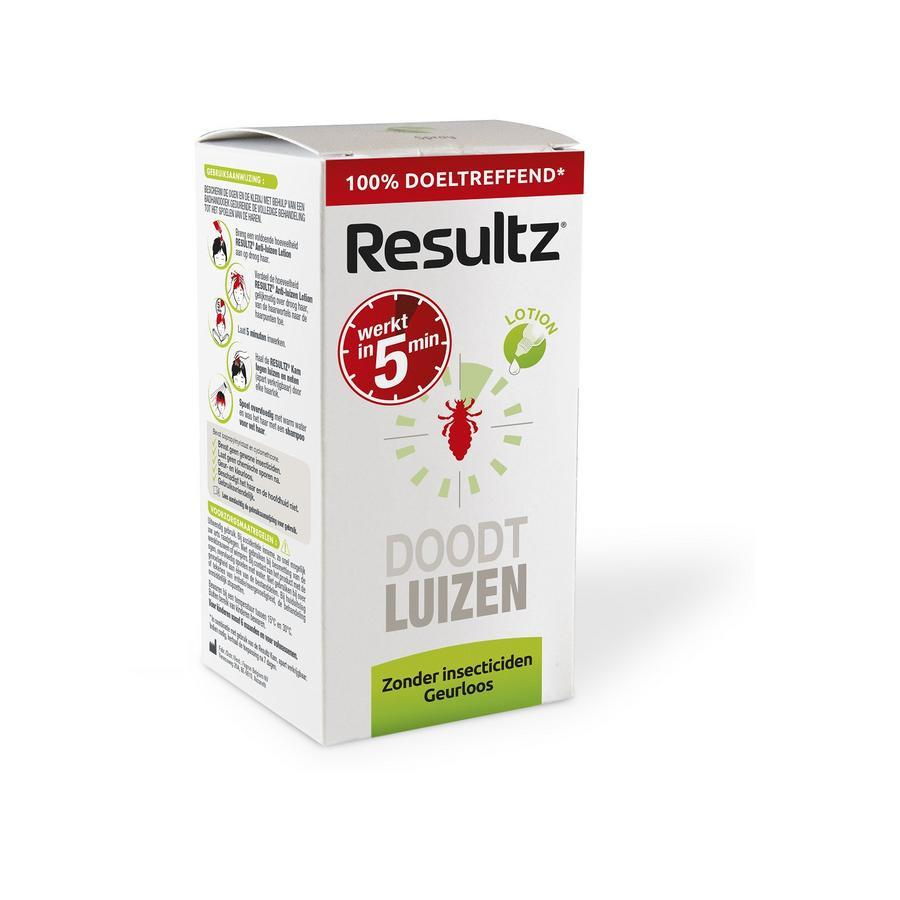 Image of Resultz lotion tegen luizen