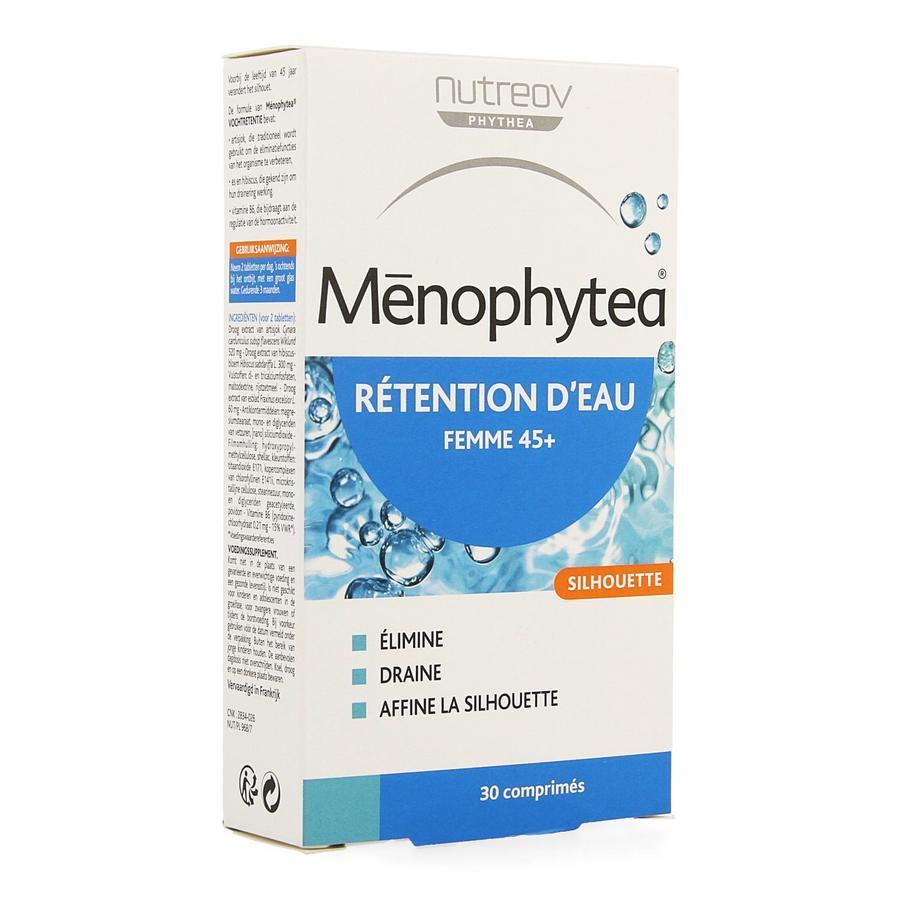 Image of Menophytea Silhouette rétention eau