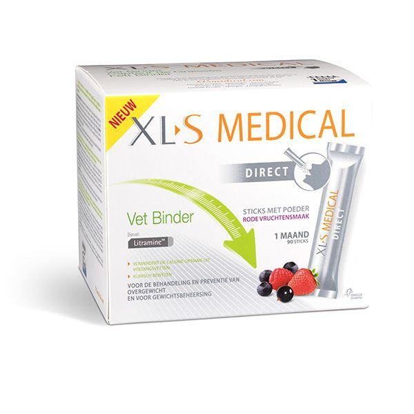 Image of XLS Medical capteur de graisses sticks