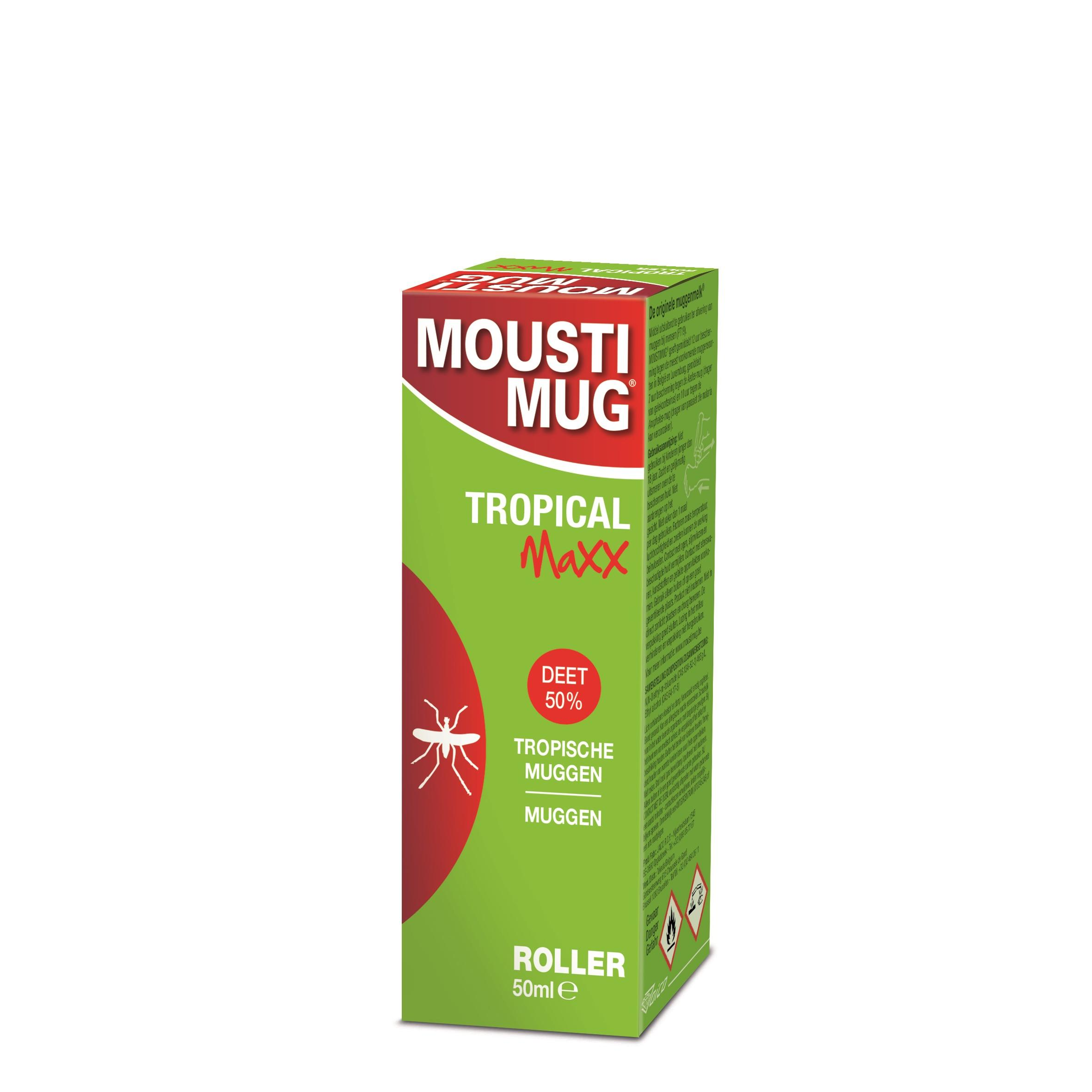 Image of Moustimug tropical maxx
