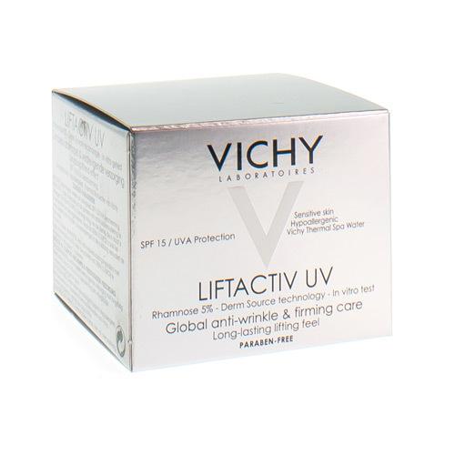 Vichy Liftactiv Derm Source Uv Factor(spf)15 50ml