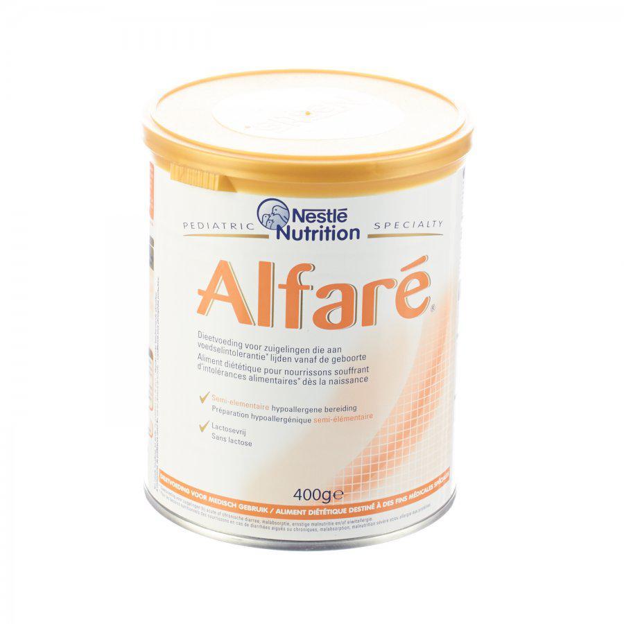 Image of Alfare lait en poudre