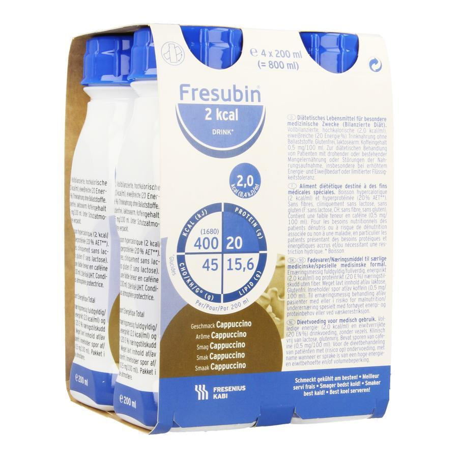 Image of Fresubin 2kcal cappuccino