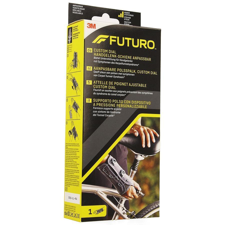Image of Futuro attelle poignet ajustable droit