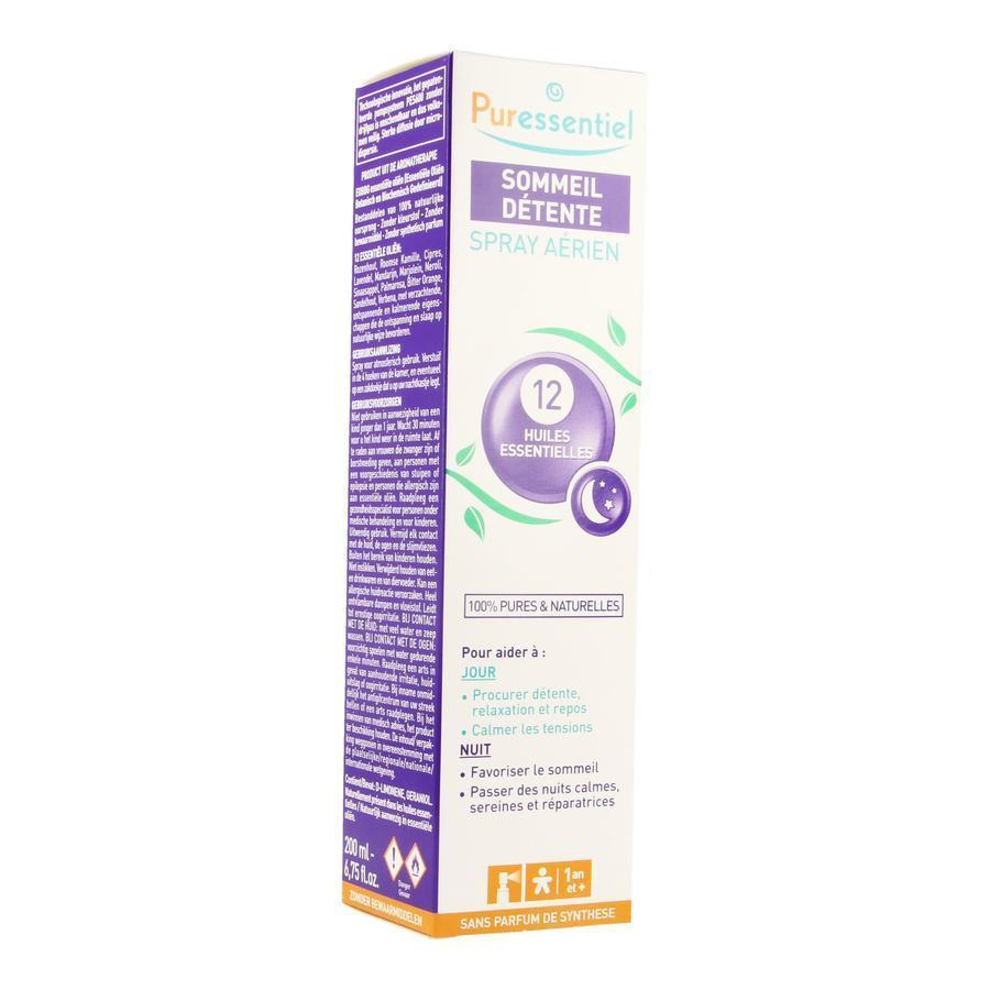 Image of Puressentiel 12 sommeil détente spray