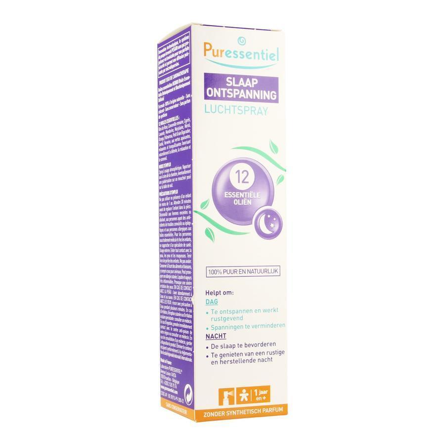 Image of Puressentiel Slaap & Ontspanning Air spray