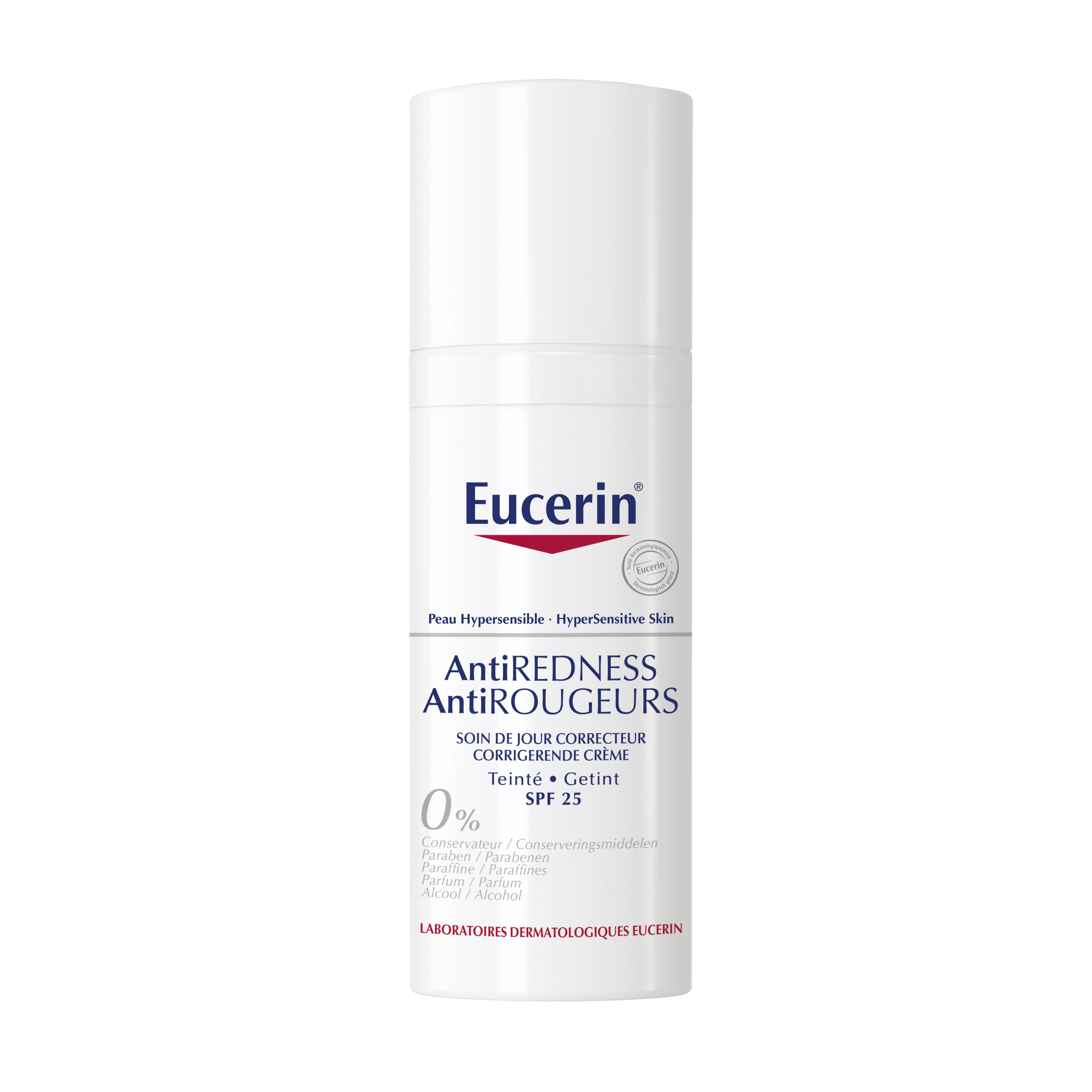 Eucerin Hypersens Cream Licht 50ml
