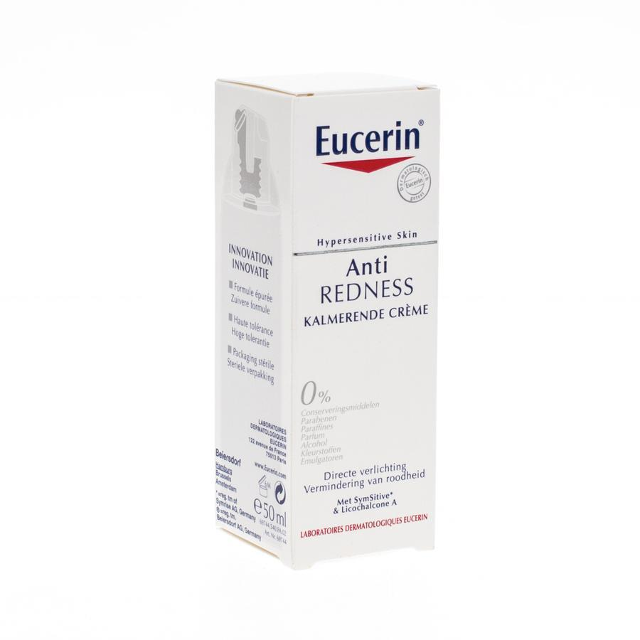 Eucerin HYPERSENS CRM RIJK ARD 50ml