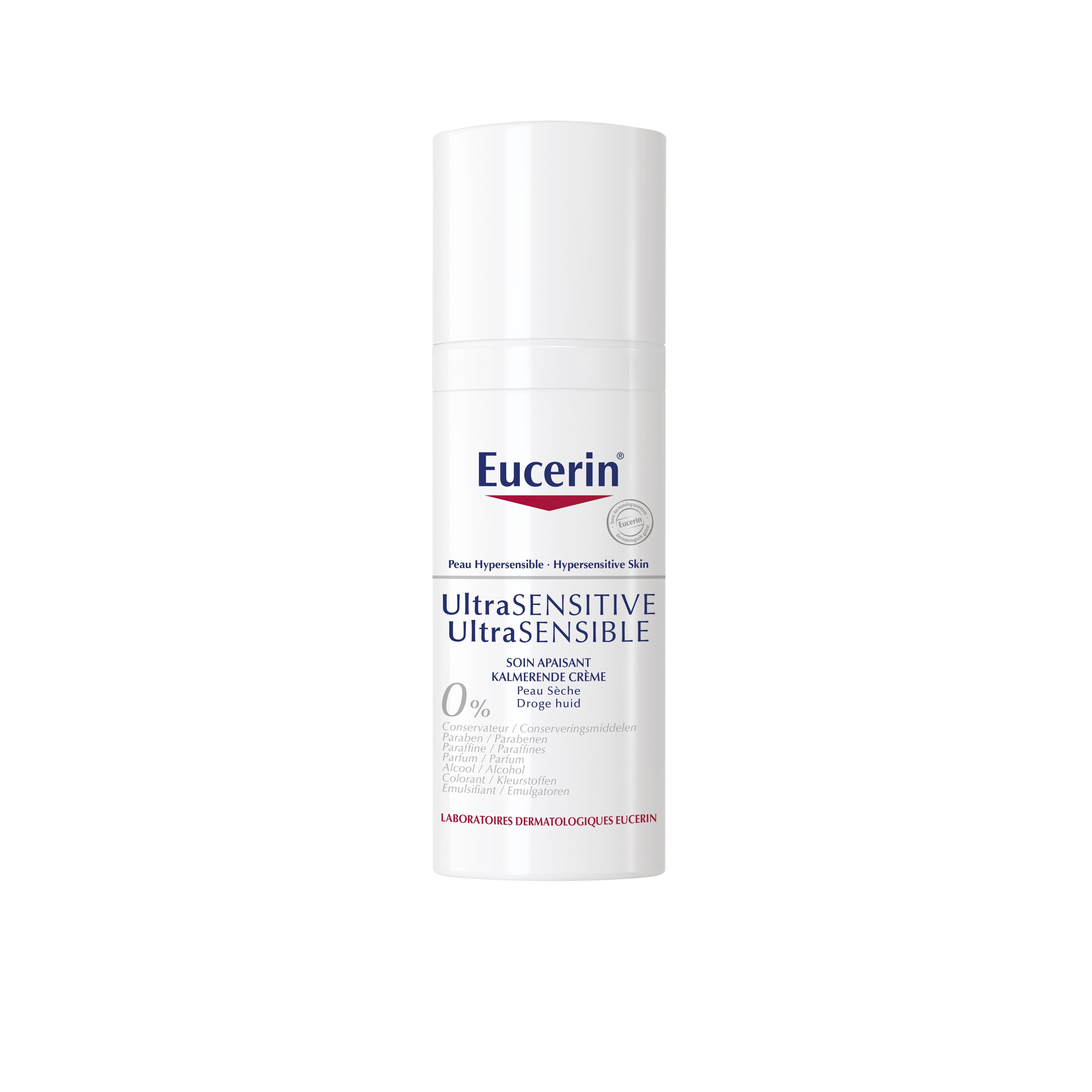Eucerin Hypersens Ultra Sensitive Kalmerende Creme 50ML