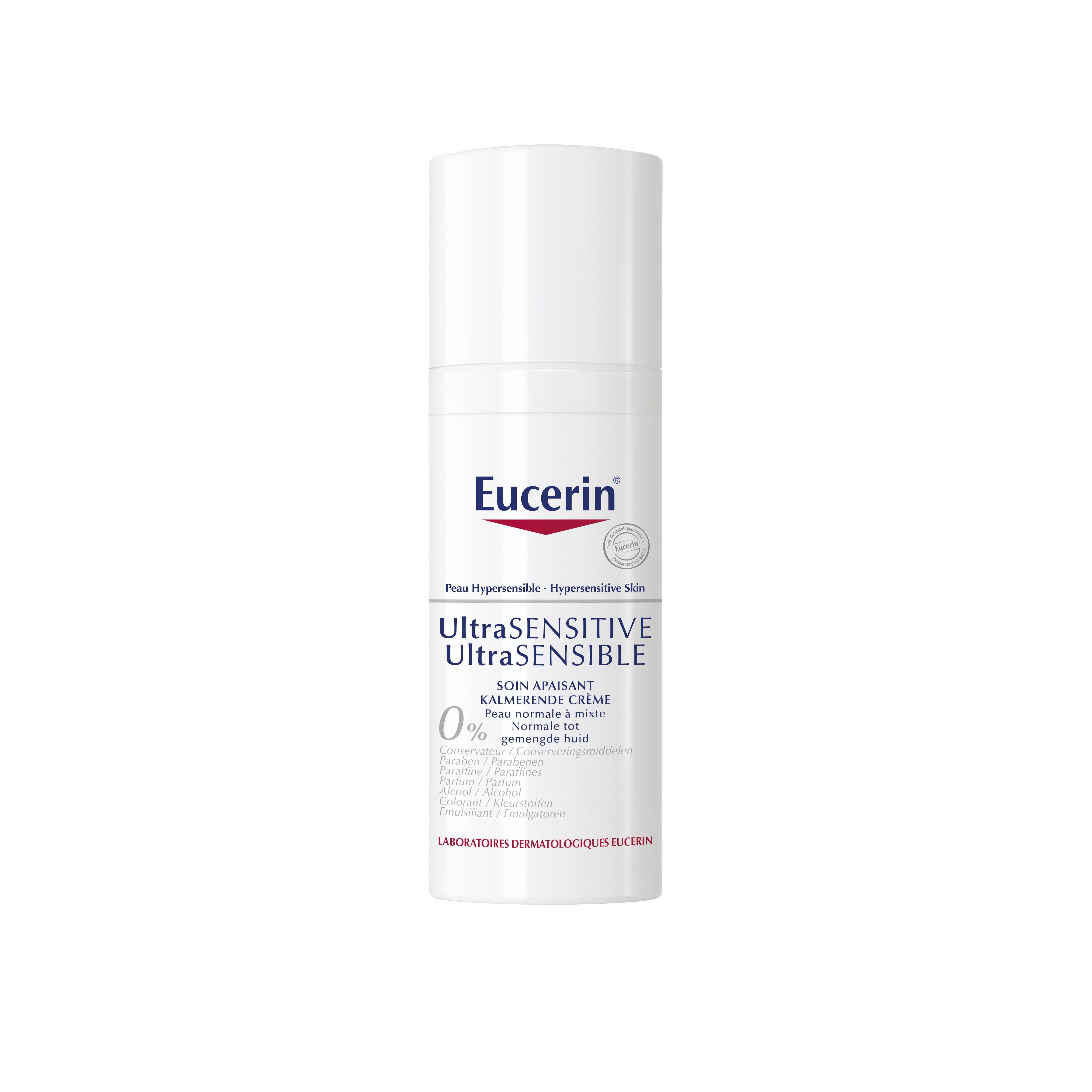Eucerin Hypersens Creme Licht 50ML