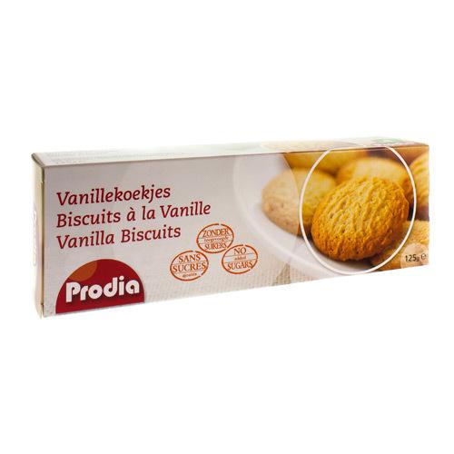 Image of Prodia biscuits à la vanille + édulcorant
