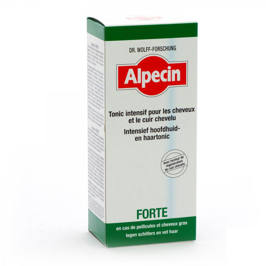 Image of Alpecin forte lotion