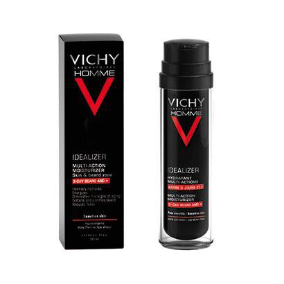 Vichy Homme Idealizer 3 Dagen Baard En + 50ml