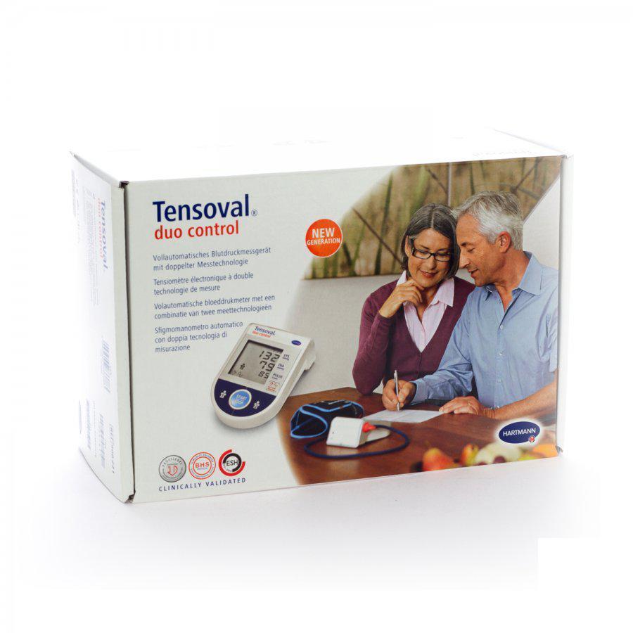 Hartmann Tensoval duo control bloeddrukmeter
