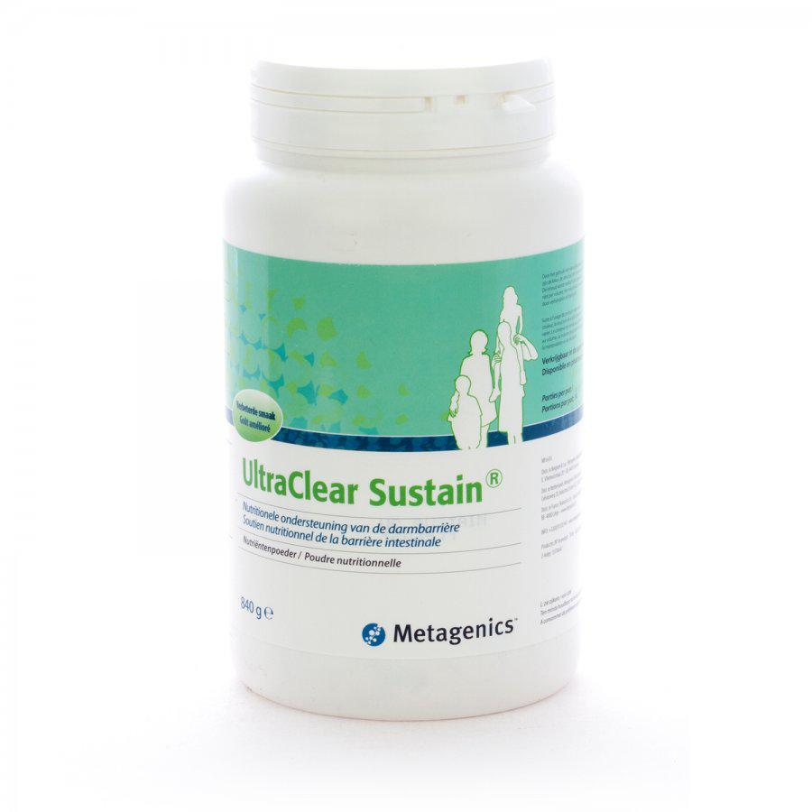 Funciomed Ultra Clear Sustain 840g