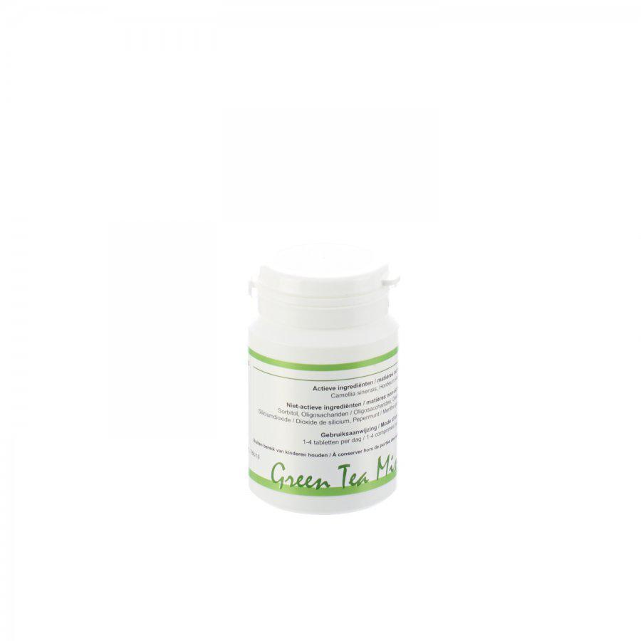 Nutriphyt Green Tea mints