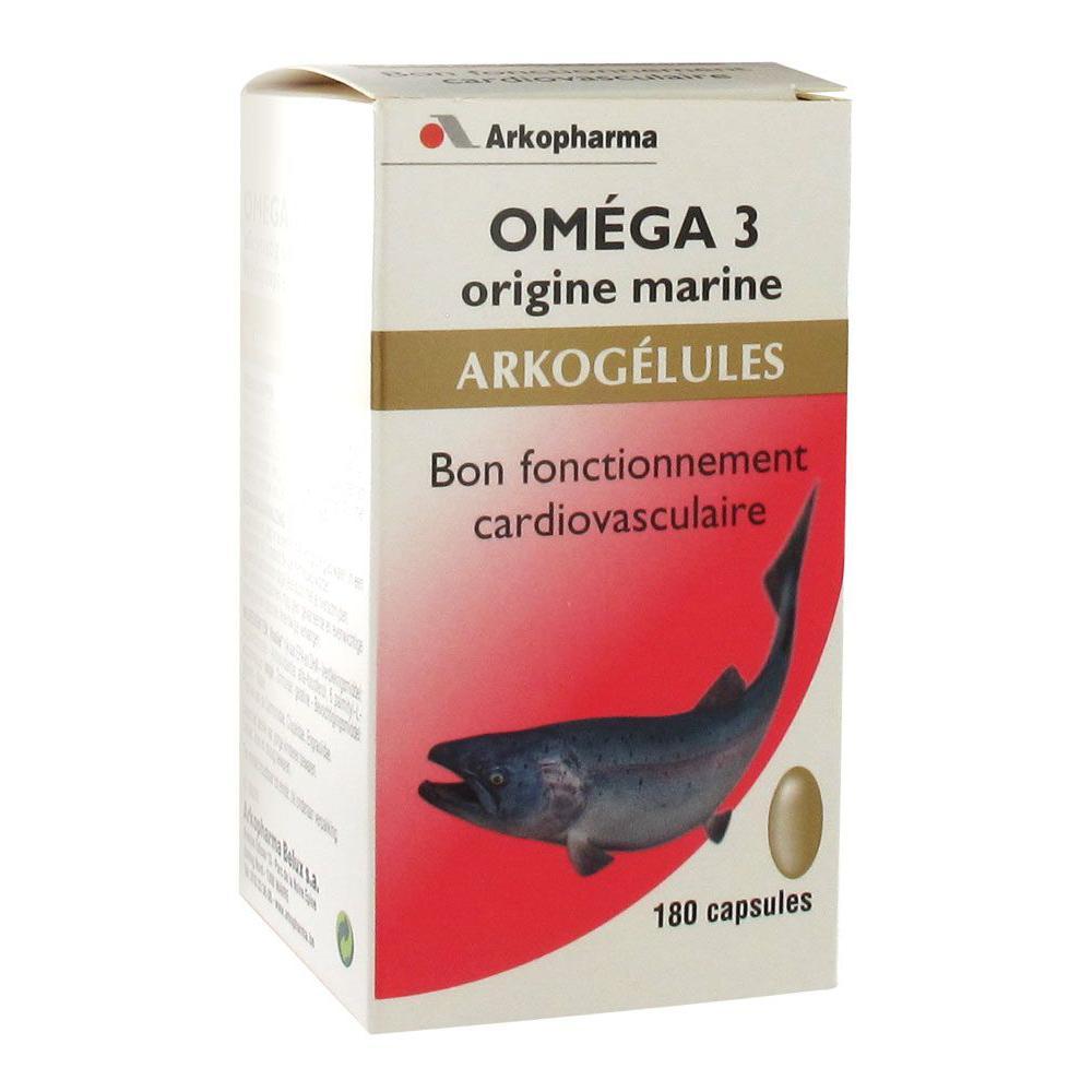 Arkocaps Omega 3