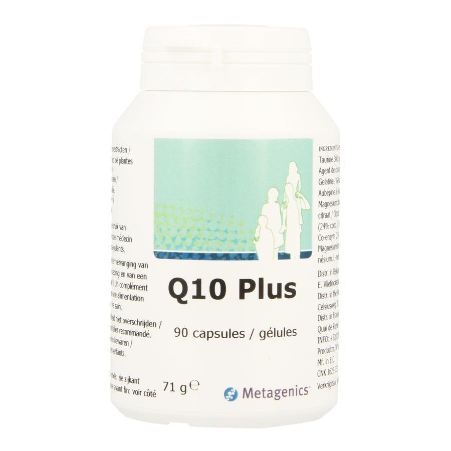 Metagenics Q10 plus 90cap