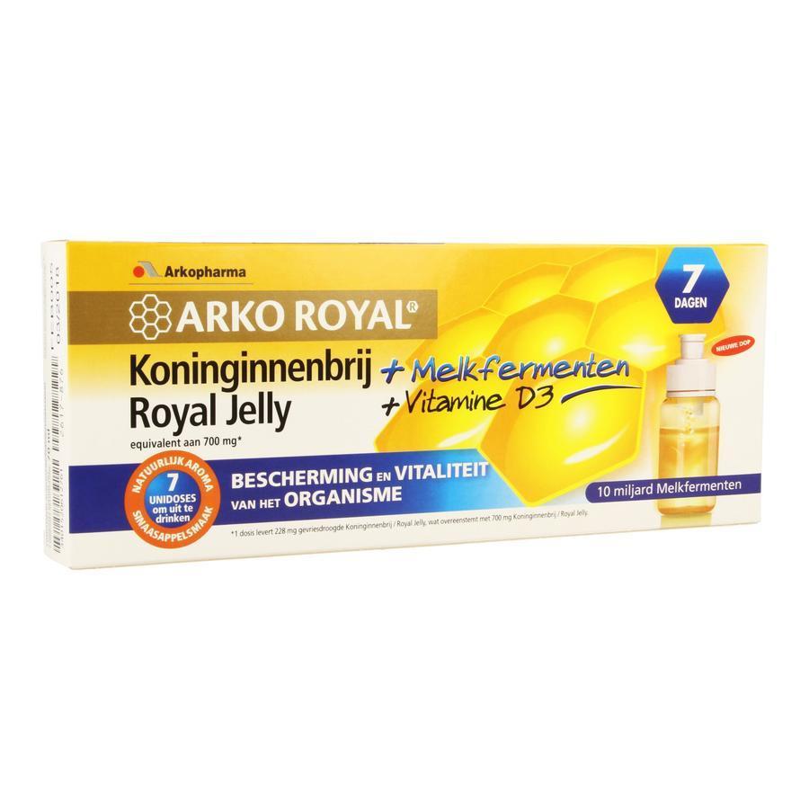 Arko Royal Koninginnenbrij + Probiotica + Vitamine D3