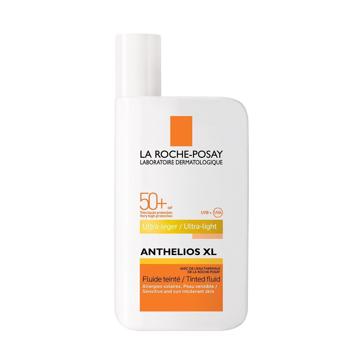 La Roche-Posay Anthelios lichte fluide getint SPF50