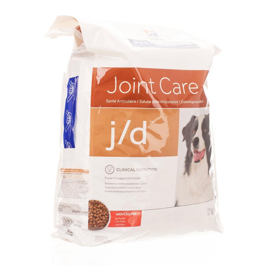 Hill's prescription diet canine j-d artritus honde