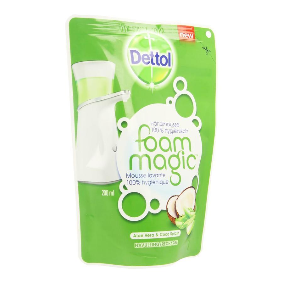 Dettol Foam Magic Navulling Magic Splash