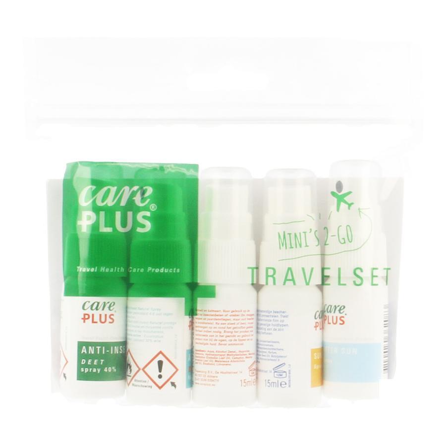 Care Plus Travelset mini 2-go