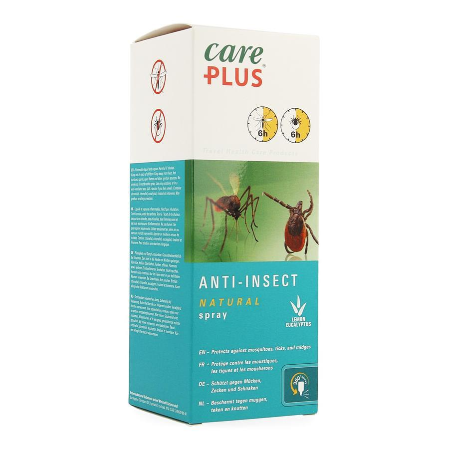 Care Plus Natural Anti-Insect Spray
