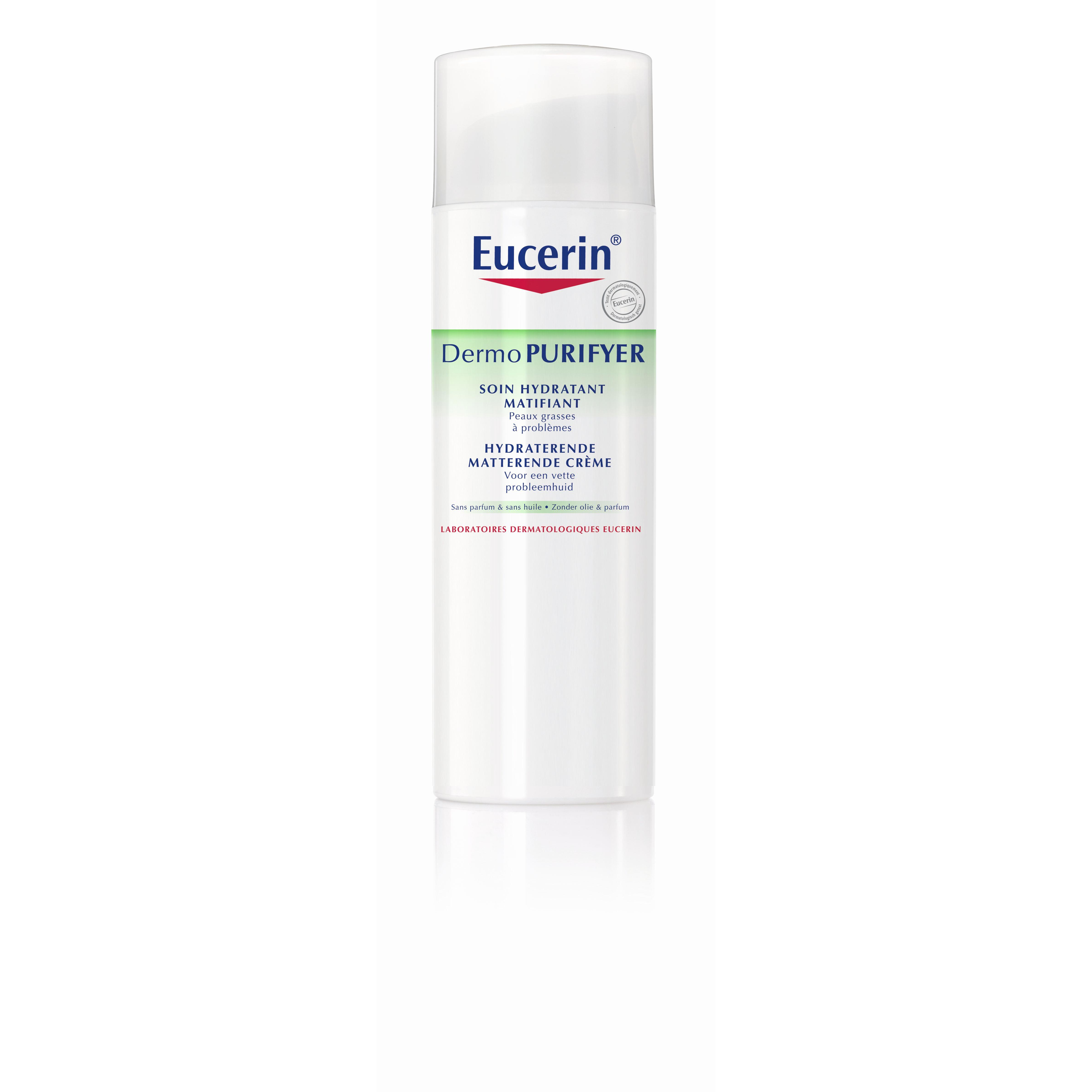 Eucerin Dermopurifyer Hydraterende matterende