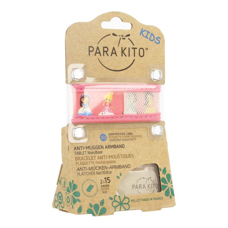 Parakito Anti-Muggen Armband Kids prinsessen