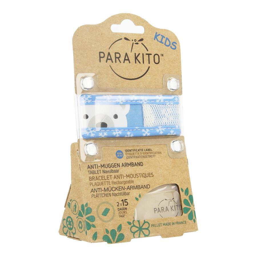 Parakito Anti-Muggen Armband Kids beer