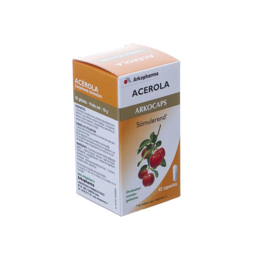 Arkocaps Acerola